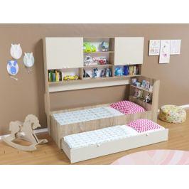 кровать Двухъярусная кровать Golden Kids 8 (80х190/75х185) Двухъярусная кровать Golden Kids 8 (80х190/75х185)