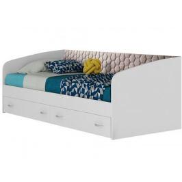 кровать Кровать с матрасом ГОСТ Уника-П (90х200) Уника