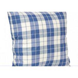 Подушка Вилладж (синий)