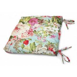 Подушка на стул Антлия-П (бирюза)