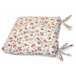 Подушка на стул Кейт-П (красн.)