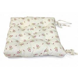 Подушка на стул Элионора-П (розов.)