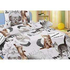 Кот диджей (серый)