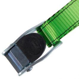 Ремень Standers 25 мм 5 м, полиэстер, цвет зелёный