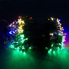 Электрогирлянда-занавес 400 ламп мультиколор, для улицы