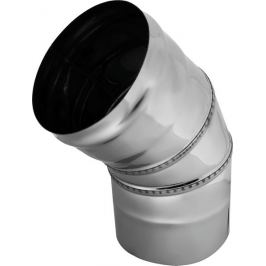 Колено 3 секции угол 135(430/0.5мм) D120 мм