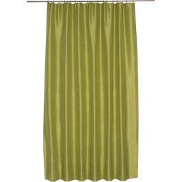 Штора на ленте Inspire «Нью Силка», 200х280 см, цвет зелёный