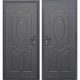 Дверь входная металлическая Е40М, 960 мм, левая