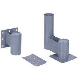 Верхний и нижний элементы ЛЭ-01-01, алюминий