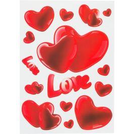 Наклейка «Любовь навсегда» Декоретто L