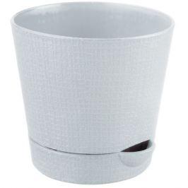 Горшок цветочный «Партер» кремовый 1.4 л 150 мм, пластик