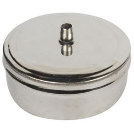 Заглушка с конденсатоотводом 0.5x210 мм