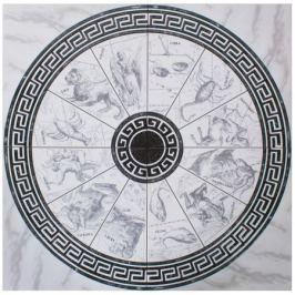 Панно «Alon» 86x86 см цвет серый