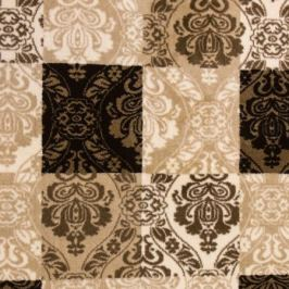 Дорожка ковровая «Аура 26905_29656» джут 0.8 м цвет бежевый