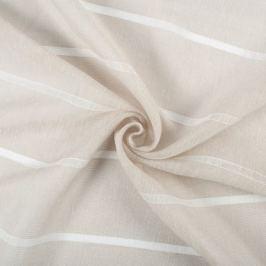 Тюль «Селина» 1 п/м 295 см цвет бежевый