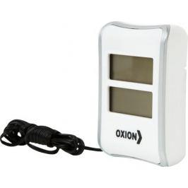 Термометр комнатный/уличный с проводным датчиком