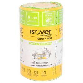 Изоляция Isover Полы и Перекрытия 50 мм, 10 м2