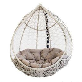 Кресло подвесное «Марокко», цвет серый (без опоры)