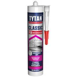 Клей монтажный Tytan Professional Classic Fix, универсальный, 310 мл
