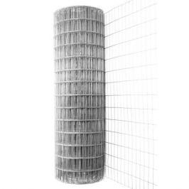 Сетка оцинкованная, размер ячейки 75х100 мм, размер сетки 1.5х15 м