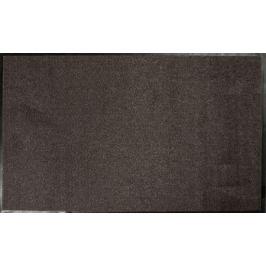 Коврик придверный «Olympia» полипропилен 90x150 см цвет коричневый