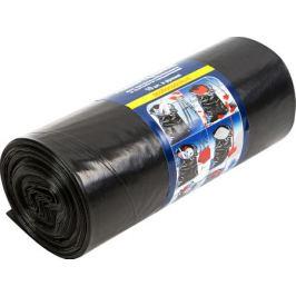 Мешки для мусора 220 л цвет чёрный 10 шт.