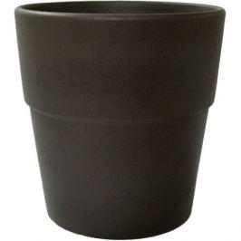 Кашпо «Грей» конус, 6 л, 22 см, цвет серый