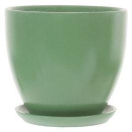 Горшок «Колор гейм» зеленый d18 см 2.6 л