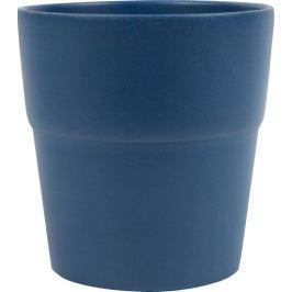 Кашпо «Твилинг» конус, 1.7 л, 15 см, цвет синий