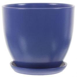 Горшок «Колор гейм» синий d22 см 4.8 л