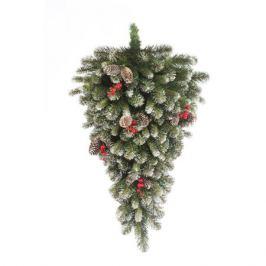 Украшение новогоднее «Капля заснеженная», 90 см