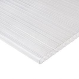 Поликарбонат сотовый для теплиц Actual 4 мм лист 2.1x6 м (0.6 кг/м2)