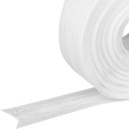 Лента шторная параллельная 24 мм цвет белый
