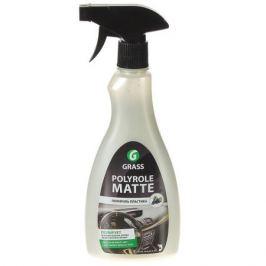 Полироль-очиститель пластика Grass Matte, 0.5 л