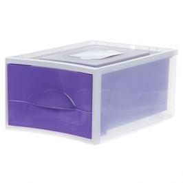 Система хранения Мобиле 380x267x178 мм цвет фиолетовый