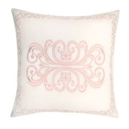 Подушка декоративная «Неоклассика», 40х40 см, цвет розовый