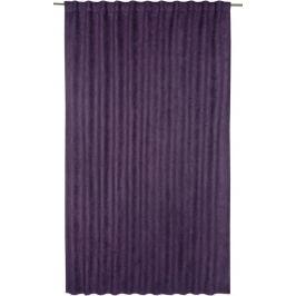 Штора на ленте «Манчестер», 200х280 см, цвет фиолетовый