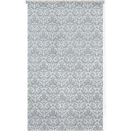 Штора рулонная «Вензель», 50х160 см, цвет серый