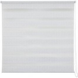 Рулонная штора Восторг 140х175 серый