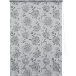 Штора рулонная «Флоренс», 60х160 см, цвет серый лён
