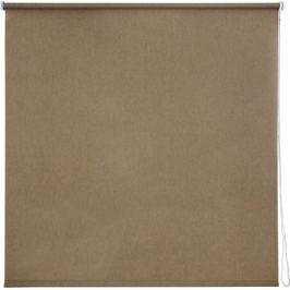 Штора рулонная Inspire «Меланж», 140х175 см, цвет бежевый
