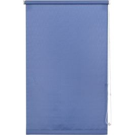 Штора рулонная Inspire «Шантунг», 50х160 см, цвет синий