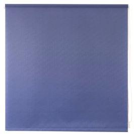 Штора рулонная Inspire «Шантунг», 140х175 см, цвет синий