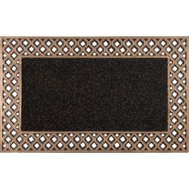 Коврик Viking «Марроканский», 45x75 см, полипропилен/ПВХ