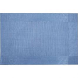 Салфетка сервировочная «Квадрэ 3», 30х45 см, цвет синий