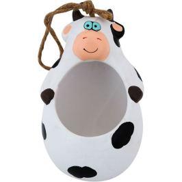 Кашпо-кактусник «Корова», 10 см
