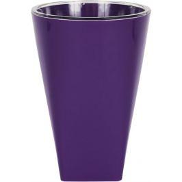 Кашпо «Грейс», 12.5 см, цвет фиолетовый