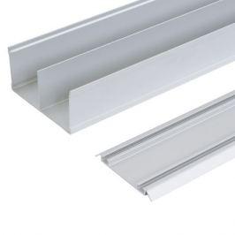 Комплект направляющих Spaceo 2062 мм цвет серебро