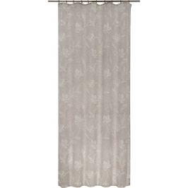 Штора на ленте Locronan, 140х260 см, цвет коричневый