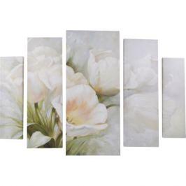 Модульная картина «Нежность» 80х115 см
